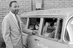 NASCAR community lauds Martin Luther King Jr.