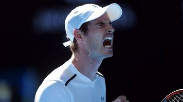 Australian Open 2017: Andy Murray reaches second round