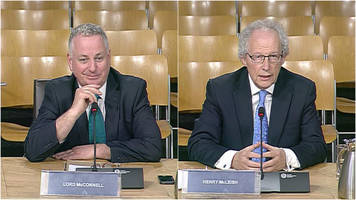 Former first ministers call for 'radical' change at Holyrood