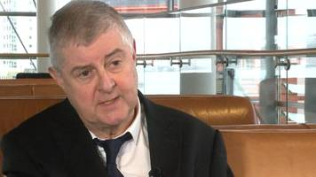 Mark Drakeford: Tory ministers will not impose strike rules on us