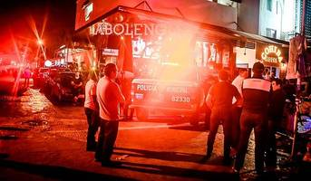 five dead, at least 15 wounded after gunman opens fire at mexican nightclub following drug cartel disagreement