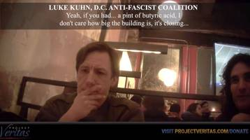 new video exposes anti-trump groups plotting criminal acts to disrupt inauguration