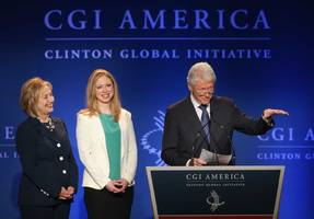 the clinton global initiative is closing due to the 2016 revelations of multiple related international scandals