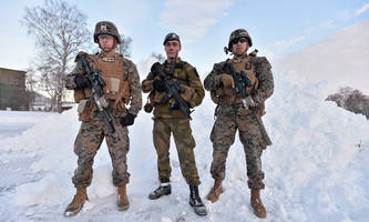 US Marines Land In Norway For The First Time Since World War II, Angering Russia
