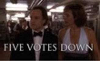 video: lin-manuel miranda attempts to save democracy with 'the west wing' rap
