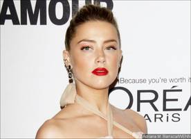 Amber Heard Spotted for the First Time Since Finalizing Divorce From Johnny Depp