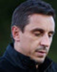 Gary Neville discusses Manchester United and Liverpool's title chances