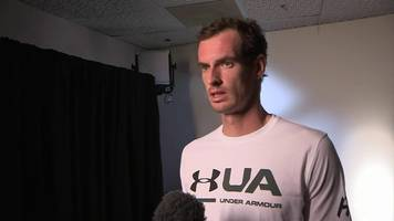 australian open: andy murray battles 'aggressive' marchenko and the heat