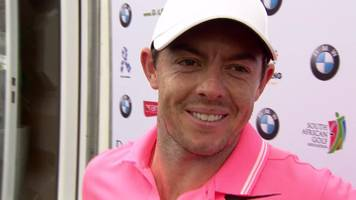 Disappointed Rory McIlroy loses South Africa play-off