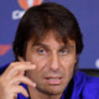 conte not wary of chinese poaching