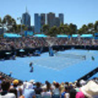 fans barred from aus open after flare-up