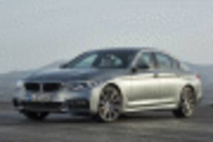 2017 BMW 5-Series first drive review: Playing the middle