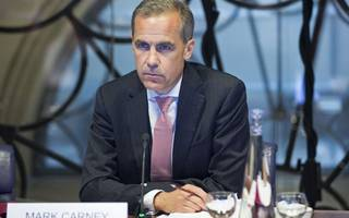 BoE governor Mark Carney warns interest rates could go either way