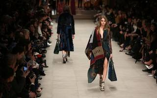 burberry has confirmed the start date of new chief executive marco gobbetti