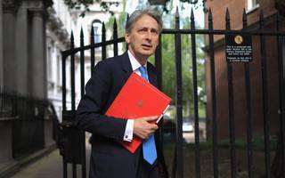 hammond offers hard truths to the germans