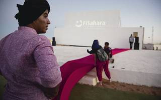 inside fisahara, the world's most isolated film festival