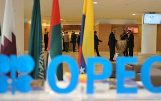 opec: 50% compliance to output deal is 'enough'