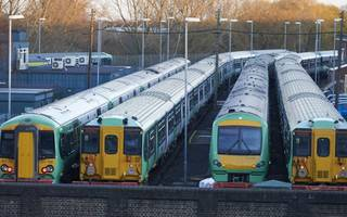 strike-hit southern rail kicks off new campaign to boost driver numbers