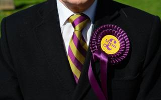 ukip's odds of winning the stoke-on-trent by-election just got slashed