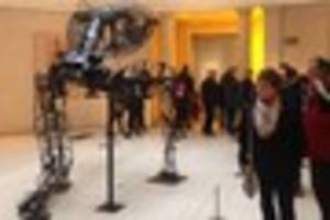 ferens art gallery in hull celebrates 10,000 visitors in first...