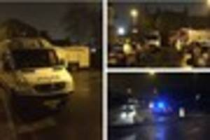 Wanted man in custody after escaping onto Cyprus Street roof in...