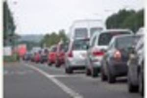 Live updates: Traffic news for Stoke-on-Trent including A34 and...