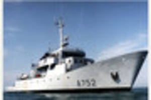 five french navy ships to arrive in south devon