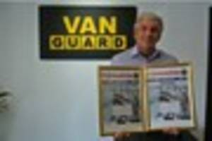 Van Guard sponsors new manufacturing category at Echo Business...