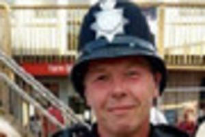 'Loyal' Paignton police officer Ray, 50, dies