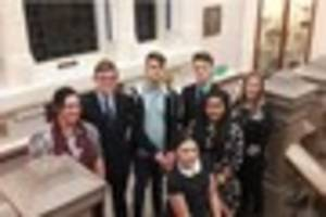 meet your candidates for the uk youth parliament