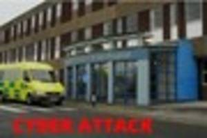 Police continuing investigations into Grimsby hospital cyber...
