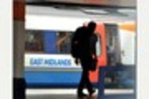 broken railway line causes problems on skegness to grantham route