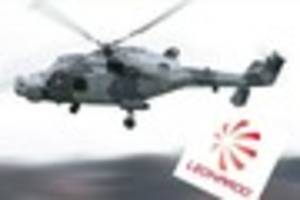 leonardo helicopters yeovil: 60 jobs to be protected because of...