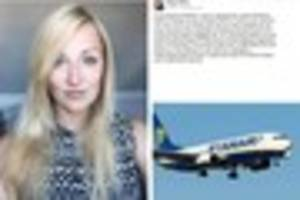 lovestruck stansted passenger in desperate search for her dream...