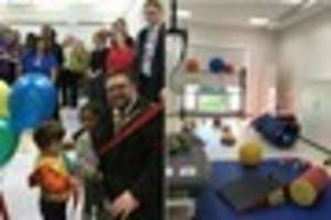 New centre for youngsters with special educational needs and...