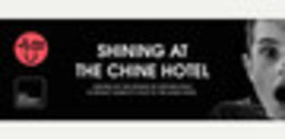 unique performance of classic horror the shining at dorset hotel
