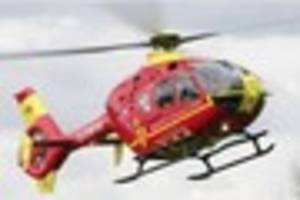 Midlands Air Ambulance Charity to receive £1 million for...