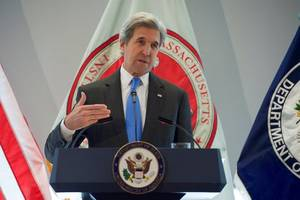John Kerry: Trump's comments 'inappropriate'