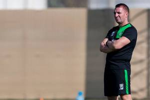 Celtic boss Brendan Rodgers demands more from his players despite being delighted with Hoops' run