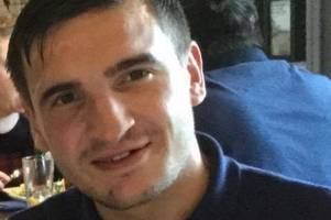 police continue search for missing kilmarnock man zak mclean