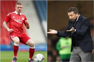 cardiff city told to 'be serious' with offer for aberdeen's jonny hayes or 'leave the boy alone'