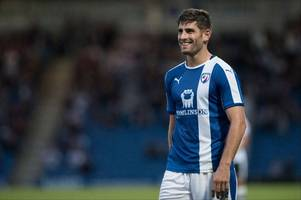 Wales international Ched Evans signs new deal with League One club Chesterfield