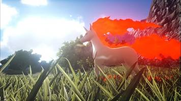 pokémon mod for ark: survival evolved lets you hunt charizard in first person
