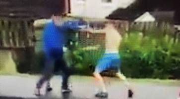 West Belfast street brawl investigated as video of Bell Steel Road incident appears online