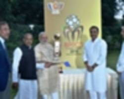 FIFA U-17 World Cup 2017: Narendra Modi - 'The U-17 World Cup cannot be our final objective'