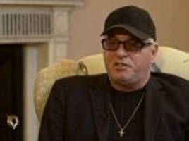 andros georgiou believes george michael died accidentally