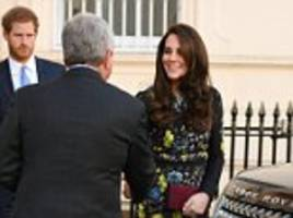 kate, william and harry launch new  heads together phase
