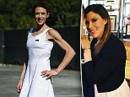 marion bartoli reveals she's now back to a healthy weight