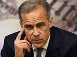 mark carney eats humble pie as the economy keeps booming