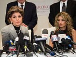 Trump sex assault accuser announces she's suing  him